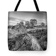 Beyond The Rocks Tote Bag
