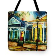 Big Easy Neighborhood Tote Bag