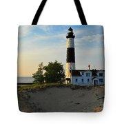 Big Sable Point Lighthouse Tote Bag