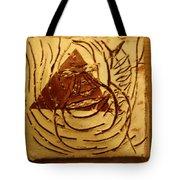 Big Smile - Tile Tote Bag