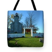 Big Sodus Lighthouse Tote Bag