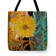 Big Yella Tote Bag