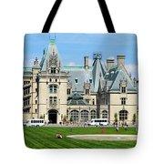Biltmore House Tote Bag