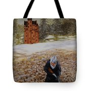 Bird Hunting At Midmar Castle Tote Bag