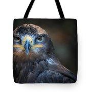 Bird Of Prey Tote Bag