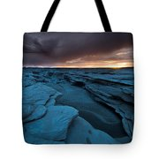 Bisti Fissure New Mexico Tote Bag