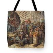 Black Exodus, 1880 Tote Bag