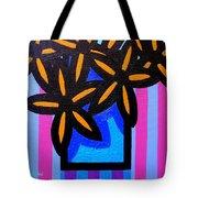 Black Eyed Flowers  Tote Bag