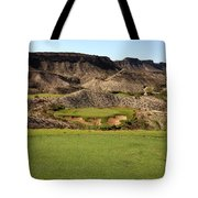 Black Jack's Crossing Golf Course Hole 13 Tote Bag