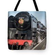 Black Prince Tote Bag