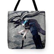 Black Rock Shooter Tote Bag