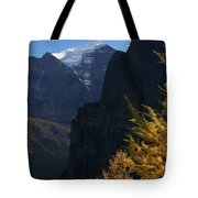 Blazing Larch Tote Bag