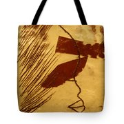 Bless - Tile Tote Bag
