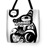 Bloodwolf Tote Bag