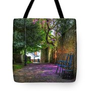 Blossom Path Tote Bag