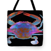 Blue Crab, X-ray Tote Bag