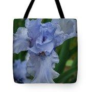 Blue Iris 2 Tote Bag