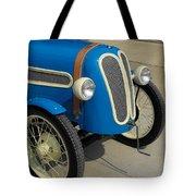 Vintage Bmw Racer Tote Bag