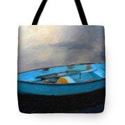 Boat Tote Bag by Artistic Panda