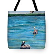 Boating In Fort Myers Tote Bag