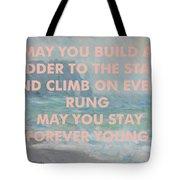 Bob Dylan Art Print Tote Bag