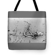 Bones On The Beach  Tote Bag