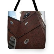 Boston Historical Meeting Room Tote Bag