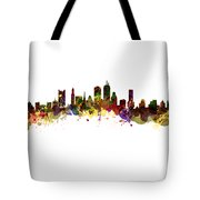 Boston Usa Tote Bag