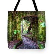 Botanic Garden - Bogota Tote Bag