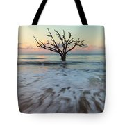 Botany Bay Morning Tote Bag