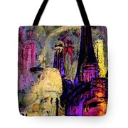 Bottles Tote Bag
