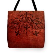 Boudoir Two Tote Bag
