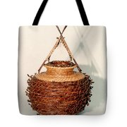 Bound And Unified In Contrast Tote Bag