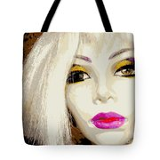Bowery Beauty Tote Bag