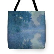 Branch Of The Seine Near Giverny Tote Bag