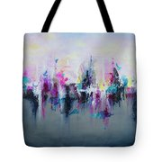 Breaking Boundaries  Tote Bag