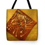 Breathe - Tile Tote Bag