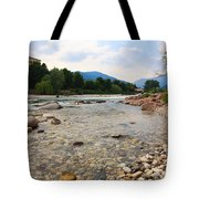 Brenta River Tote Bag