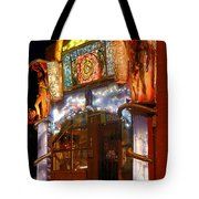 Brewery Gulch Color In Bisbee Tote Bag