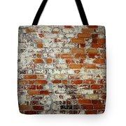Brick Wall Tote Bag