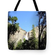 Bridal Falls Rainbow Tote Bag