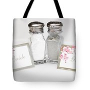 Bride And Groom Tote Bag