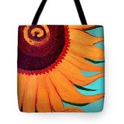Bright Happy Sunflower Tote Bag