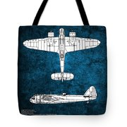 Bristol Blenheim Tote Bag