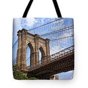 Brooklyn Bridge Ny Tote Bag