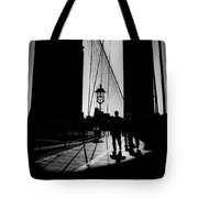Brooklyn Shadows Tote Bag