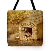 Brutis Tote Bag