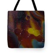 Bubble Nebula Tote Bag