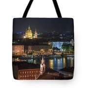 Budapest, Danube River, Hungary Tote Bag