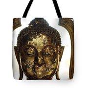 Buddha Sculpture Tote Bag